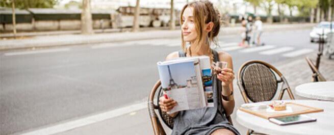 Abonnements à durée libre- magazines culture