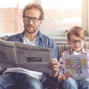 Des magazines d'actualité pour les enfants