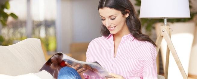 Abonnements à durée libre- magazines féminins