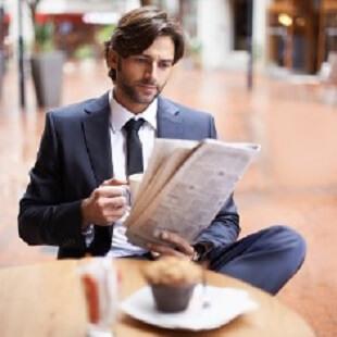 Magazines pour les businessmen