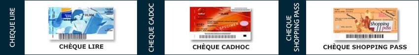 'chèque lire'