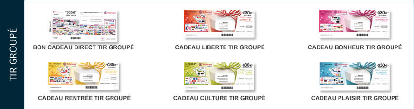 cheque tir groupe