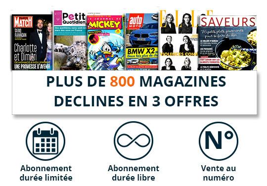 offre magazine pour les CE