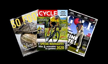 Abonnement magazine sport