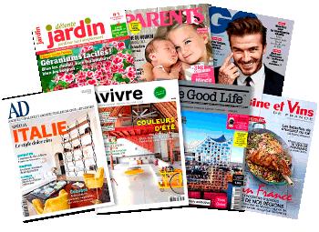 magazine one abonnement