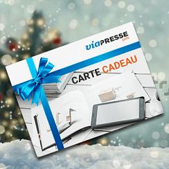 Carte cadeau Viapresse